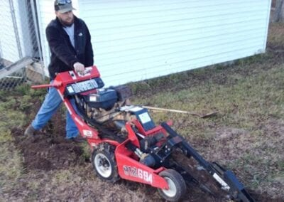 Starnes Electric LLC Electricians, trenching