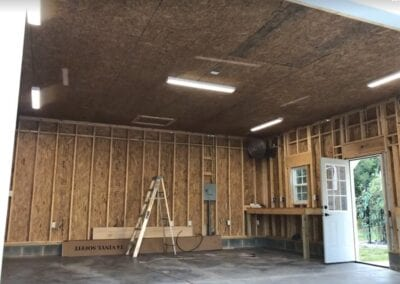 Starnes Electric LLC Electricians, lighting in garage or barn or shed